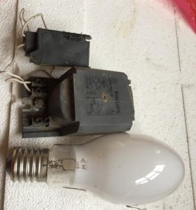 Лампа для освещения с дросселем