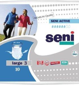 Трусики Seni Active Large 3 впитывающие