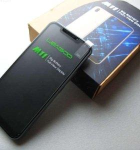 "LEAGOO M11 Новый 6,18"" 4G Android 8.1 4ядра 2/16Gb"