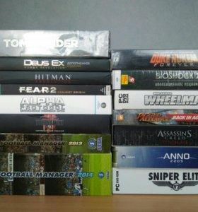 Коллекционные издания игр на пк