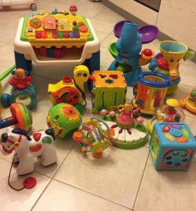 Игрушки развивающие фирменные
