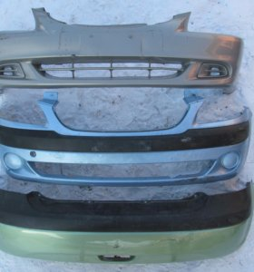 Бампер Hyundai