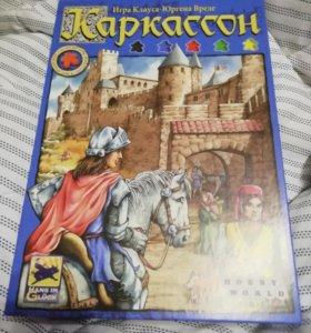 Настольная игра Каркассон Средневековье базовая