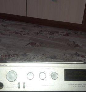 Усилитель Radiotehnika у7101 стерео