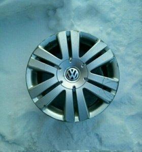 Литые диски от Volkswagen