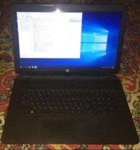 Ноутбук HP (17 P109UR)