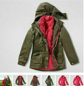 Куртка-трансформер 3в1 TCM Tchibo 134-140