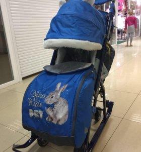 Санки- коляска Ника
