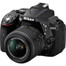 Nikon D5300 Kit 18-55mm VR AF-P