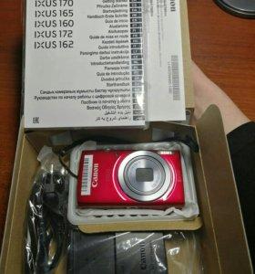 Фотоаппарат canon ixus 165