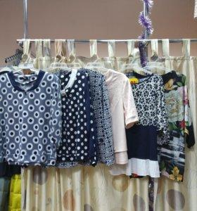 Блузки 56-58 размера