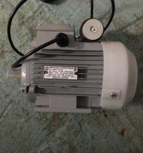 Двигатель асинхронный Аис Аир 71