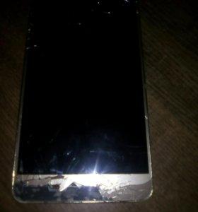 Продам телефон рабочий разбит икра наработу невлиа