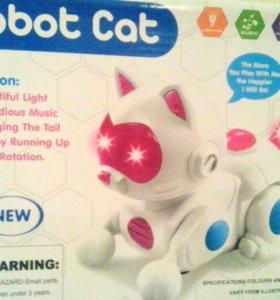 Робот-кот