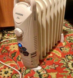 Маслонаполненый радиатор