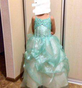 Торжественное платье
