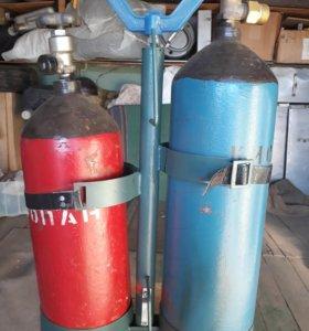 оборудование для газорезки(портативное)