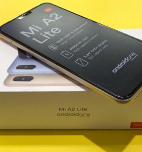 Xiaomi Mi A 2 lite 3/32Гб