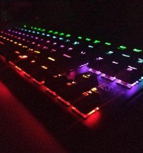 Механическая клавиатура Gamdias Hermes E2