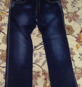 Зимнии джинсы