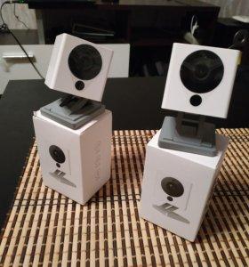 Видеоняня xiaomi, wi fi камера