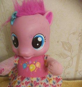 Развивающая игрушка. Малышка my little pony.