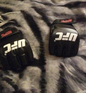 Перчатки, Шинки, UFC новые