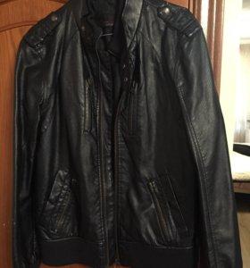 Куртка мужская экокожа