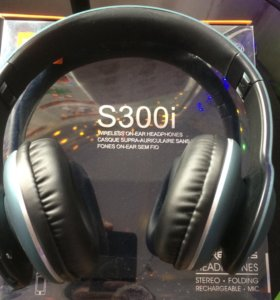 Bluetooth наушники JBL S300i