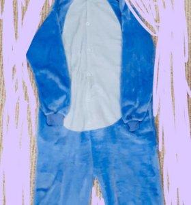 Кигуруми , пижама, домашняя одежда няшно