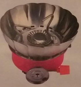 Плитка газовая портативная