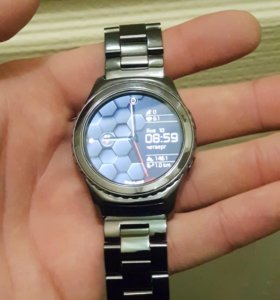 Часы Samsung Gear S2 Classic