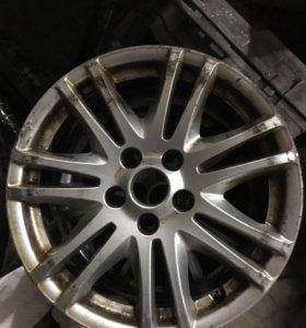Диски r16 форд фокус