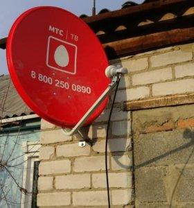 Спутниковое Телевидение МТС Тв