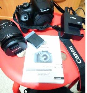 Фотоаппарат Canon 1300d