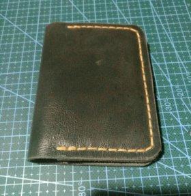 Картхолдер( кошелек для пластиковых карт)