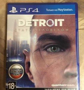 PS4 Игра Detroit Become Human