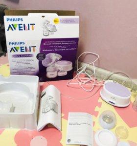 Молокоотсос Philips Avent ultra comfort