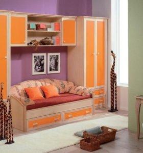 Детская стенка Детская Детская мебель
