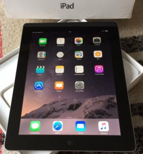 Ipad 4. WiFi Cellular. 16gb. Идеальный.