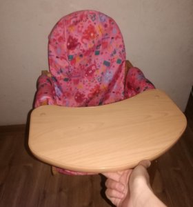 Продам стульчик 500р нужно прикрепить палочки
