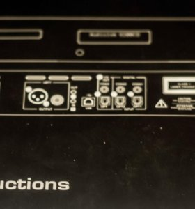 Инструкции для аппаратуры
