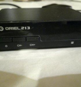 DVB-T2 приставка (ресивер) Oriel 213