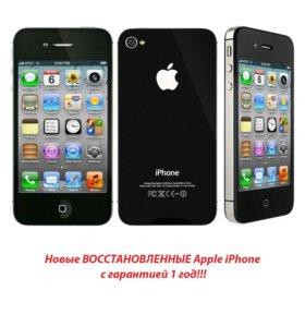 ✅Новые iPhone 4S с гарантией