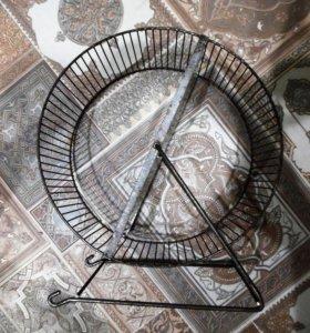 Металлические колеса для грызунов (19,29 см.)