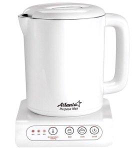 Чайник электрический многофункциональный (новый)
