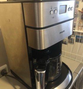 Кофеварка Phillips HD7751