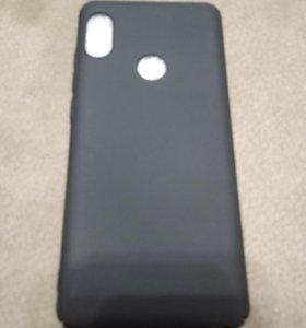 Чехол на Xiaomi redmi note 5
