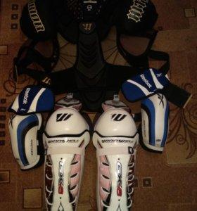 Хоккейный комплект экипировки