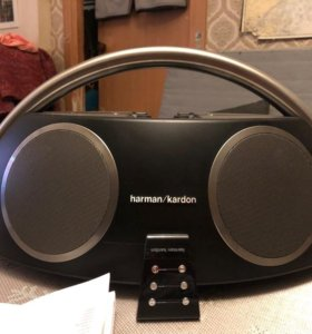 Портативная акустика Harman/kardon Go+Play II